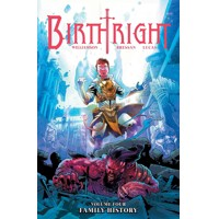 BIRTHRIGHT TP VOL 04 FAMILY HISTORY -  Joshua Williamson