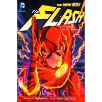 FLASH TP VOL 01 MOVE FORWARD (N52) - Francis Manapul, Brian Buccellato