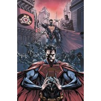 INJUSTICE YEAR TWO THE COMPLETE COLLECTION TP -  Tom Taylor