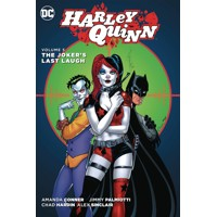 HARLEY QUINN TP VOL 05 THE JOKERS LAST LAUGH -  Amanda Conner, Jimmy Palmiotti