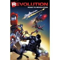 REVOLUTION ROAD TO REVOLUTION SPECIAL TP - John Barber
