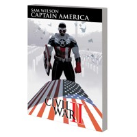 CAPTAIN AMERICA SAM WILSON TP VOL 03 CIVIL WAR II - Nick Spencer