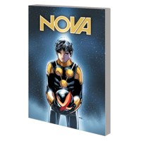 NOVA HUMAN ROCKET TP VOL 02 AFTER BURN -  Sean Ryan