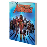 NEW AVENGERS BY BENDIS COMPLETE COLLECTION TP VOL 01 -  Brian Michael Bendis
