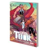 MIGHTY THOR TP VOL 01 THUNDER IN HER VEINS - Jason Aaron