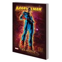 MARVELMAN CLASSIC TP VOL 01 -  Mick Anglo, Various
