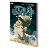 STAR WARS LEGENDS EPIC COLLECTION TP VOL 01 CLONE WARS -  Various