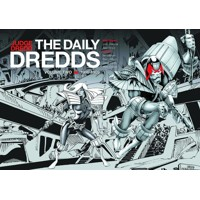 JUDGE DREDD DAILY DREDDS HC VOL 02 - John Wagner, Alan Grant