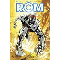 ROM TP VOL 01 -  Christos N. Gage, Chris Ryall