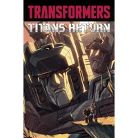 TRANSFORMERS TITANS RETURN TP - John Barber, James Roberts