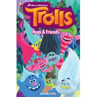 TROLLS HC VOL 01 HUGS AND FRIENDS -  Dave Scheidt, Tini Howard, Marie Condenzio