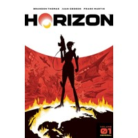 HORIZON TP VOL 01 - Brandon Thomas