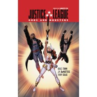 JLA GODS AND MONSTERS TP -  Bruce Timm, J. M. DeMatteis