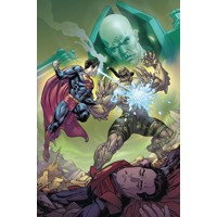 INJUSTICE GODS AMONG US YEAR FIVE HC VOL 02 - Brian Buccellato