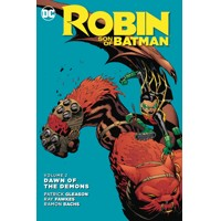 ROBIN SON OF BATMAN TP VOL 02 DAWN OF THE DEMONS - Patrick Gleason, Ray Fawkes