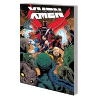 UNCANNY X-MEN SUPERIOR TP VOL 03 WAKING FROM DREAM -  Various