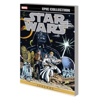 STAR WARS LEGENDS EPIC COLLECTION TP VOL 01 NEWSPAPER STRIPS -  Various