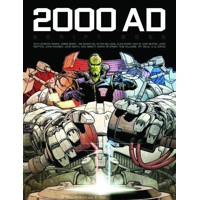 2000 AD SCRIPT BOOK SC - Rob Williams, Peter Milligan