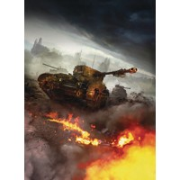 WORLD OF TANKS TP -  Garth Ennis, Hugh Hefner, Lynn Johnston