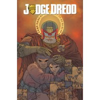 JUDGE DREDD MEGA-CITY ZERO TP VOL 03 - Ulises Farinas