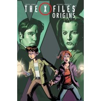 X-FILES ORIGINS TP - Jody Houser, Matthew Dow Smith