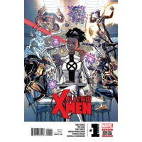 ALL NEW X-MEN ANNUAL #1 -  Sina Grace, Rex Ogle
