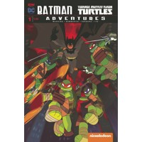 BATMAN TMNT ADVENTURES #1 -  Matthew K. Manning
