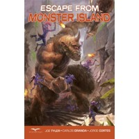 ESCAPE FROM MONSTER ISLAND TP -  Ralph Tedesco, Joe Brusha