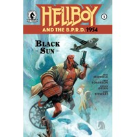 HELLBOY AND BPRD 1954 BLACK SUN #1 až 2 (OF 2)- Mike Mignola, Chris Roberson