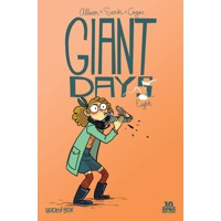 GIANT DAYS #8 -  John Allison