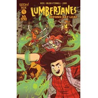 LUMBERJANES BEYOND BAY LEAF #1 MAIN CVR - Faith Erin Hicks