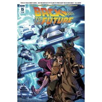 BACK TO THE FUTURE #5 - Bob Gale, John Barber, Erik Burnham
