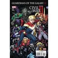 GUARDIANS OF GALAXY #11 CW2 - Brian Michael Bendis