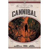 CANNIBAL #1 (MR) - Brian Buccellato, Jennifer Young