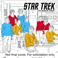 STAR TREK ORIGINAL SERIES ADULT COLORING BOOK - Gabriel Guzman, Federica Manfr...