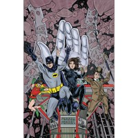 BATMAN 66 MEETS STEED & MRS PEEL HC - Ian Edginton