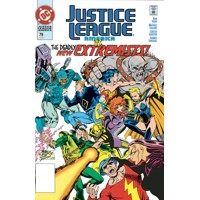 WONDER WOMAN & THE JUSTICE LEAGUE AMERICA TP VOL 01- Dan Vado, Chuck Dixon