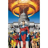 JSA THE GOLDEN AGE DELUXE ED HC - James Robinson