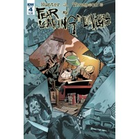 FEAR & LOATHING IN LAS VEGAS #4 - Troy Little