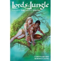 LORDS OF THE JUNGLE TP - Corinna Bechko