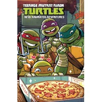 TMNT NEW ANIMATED ADV OMNIBUS TP VOL 02 - Jackson Lanzing, David Server