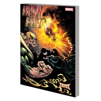 IRON FIST TP BOOK OF CHANGES - Various
