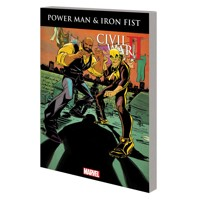 POWER MAN AND IRON FIST TP VOL 02 CIVIL WAR II -  David Walker