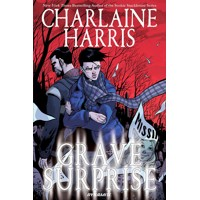CHARLAINE HARRIS GRAVE SURPRISE HC - Charlaine Harris, Royal McGraw