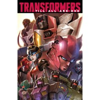 TRANSFORMERS TILL ALL ARE ONE TP VOL 01 -  Mairghread Scott