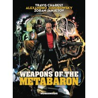 WEAPONS OF THE METABARON HC - Alejandro Jodorowsky