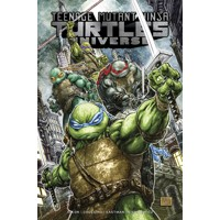 TEENAGE MUTANT NINJA TURTLES UNIVERSE TP VOL 01 - Kevin Eastman, Tom Waltz, Pa...