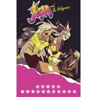 JEM & THE HOLOGRAMS TP VOL 04 ENTER THE STINGERS - Kelly Thompson