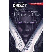 DUNGEONS & DRAGONS LEGEND OF DRIZZT TP VOL 06 HALFINGS GEM - R. A. Salvatore, ...