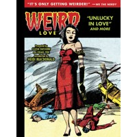 WEIRD LOVE UNLUCKY IN LOVE HC - Various